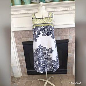 Adrianna Papell sleeveless dress, size 14